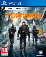 Copertina Tom Clancy's The Division - PS4