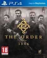 Copertina The Order 1886 - PS4