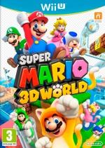 Copertina Super Mario 3D World - Wii U