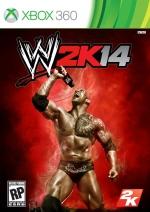 Copertina WWE 2K14 - Xbox 360