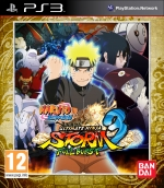 Copertina Naruto Shippuden: Ultimate Ninja Storm 3 Full Burst - PS3