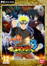 Copertina Naruto Shippuden: Ultimate Ninja Storm 3 Full Burst - PC