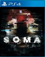Copertina SOMA - PS4