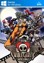 Copertina Skullgirls Encore - PC