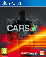 Copertina Project CARS - PS4