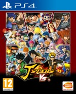 Copertina J-Stars Victory Vs+ - PS4