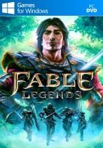 Copertina Fable Legends - PC
