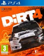 Copertina DiRT 4 - PS4