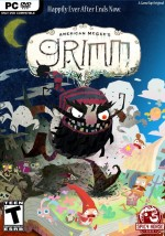 Copertina Grimm - PC