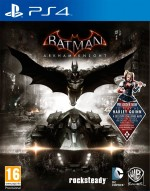 Copertina Batman: Arkham Knight - PS4