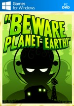 Copertina Beware Planet Earth! - PC