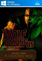 Copertina The Wolf Among Us Episode 3: A Crooked Mile - PC