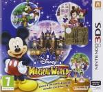 Copertina Disney Magical World - 3DS