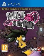 Copertina Stick It to the Man - PS4