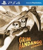 Copertina Grim Fandango Remastered - PS4