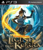 Copertina The Legend of Korra - PS3