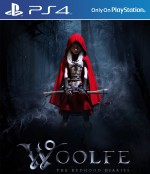 Copertina Woolfe: The Redhood Diaries - PS4
