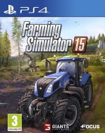 Copertina Farming Simulator 15 - PS4