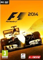 Copertina F1 2014 - PC