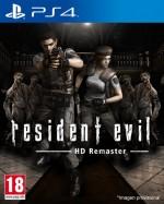 Copertina Resident Evil Remastered - PS4