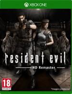 Copertina Resident Evil Remastered - Xbox One