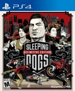 Copertina Sleeping Dogs: Definitive Edition - PS4