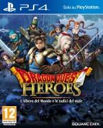 Copertina Dragon Quest Heroes: l'Albero del Mondo e le Radici del Male - PS4