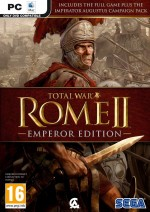 Copertina Total War: ROME II - Emperor Edition - PC