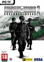 Copertina Company of Heroes 2: Ardennes Assault - PC