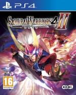 Copertina Samurai Warriors 4-II - PS4