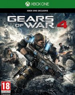 Copertina Gears of War 4 - Xbox One