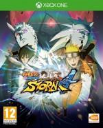 Copertina Naruto Shippuden: Ultimate Ninja Storm 4 - Xbox One