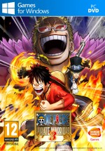 Copertina One Piece: Pirate Warriors 3 - PC