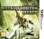 Copertina Ace Combat: Assault Horizon Legacy + - 3DS