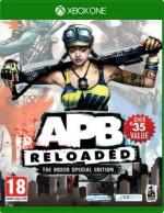 Copertina APB Reloaded - Xbox One