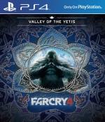 Copertina Far Cry 4: La Valle degli Yeti - PS4