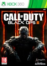 Copertina Call of Duty: Black Ops III - Xbox 360