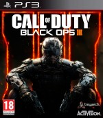 Copertina Call of Duty: Black Ops III - PS3