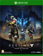 Copertina Destiny - Il Casato dei Lupi - Xbox One