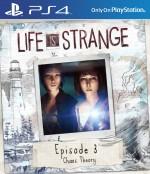 Copertina Life is Strange - Episode 3 - PS4