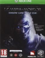 Copertina La Terra di Mezzo: L'Ombra di Mordor - GOTY Edition - Xbox One