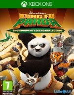 Copertina Kung Fu Panda: Scontro Finale delle Leggende Leggendarie - Xbox One