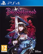 Copertina Bloodstained: Ritual of the Night - PS4