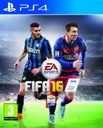 Copertina FIFA 16 - PS4