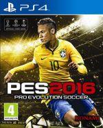 Copertina Pro Evolution Soccer 2016 - PS4