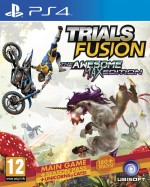 Copertina Trials Fusion - The Awesome Level Max Edition - PS4