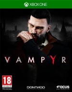 Copertina Vampyr - Xbox One