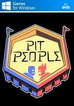 Copertina Pit People - PC