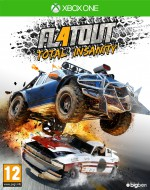 Copertina FlatOut 4: Total Insanity - Xbox One
