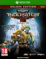 Copertina Warhammer 40,000: Inquisitor – Martyr - Xbox One